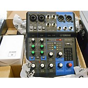 Yamaha Mg06x Unpowered Mixer
