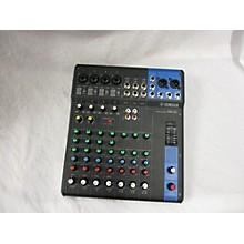 Yamaha Mg10 Powered Mixer