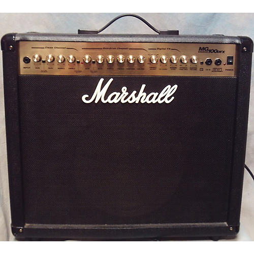 Marshall Mg100 Dfx Guitar Combo Amp