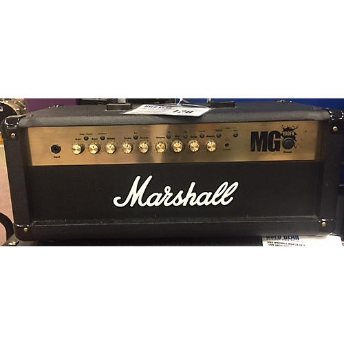 Marshall Mg100fx Solid State Guitar Amp Head-thumbnail