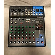 Yamaha Mg10xu Powered Mixer