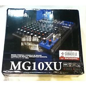 Pre-owned Yamaha Mg10xu Powered Mixer by Yamaha