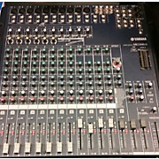 Yamaha Mg116cx Powered Mixer