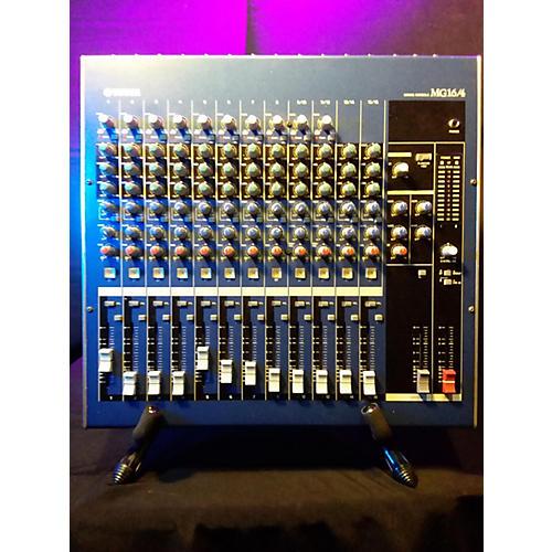 Yamaha Mg164 Digital Mixer