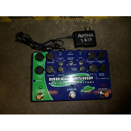 Pigtronix Mgs Effect Pedal-thumbnail