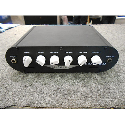 Ashdown MiBass 2.0 Bass Amp Head
