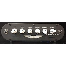 Ashdown MiBass-2.0 Bass Amp Head