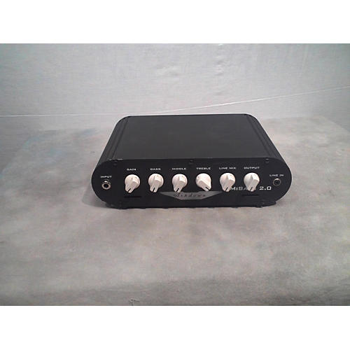 Ashdown MiBass-220 Bass Amp Head-thumbnail