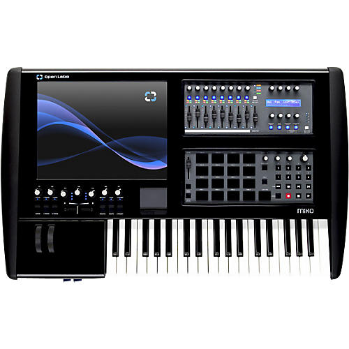 Open Labs MiKo LXD Portable Keyboard Workstation