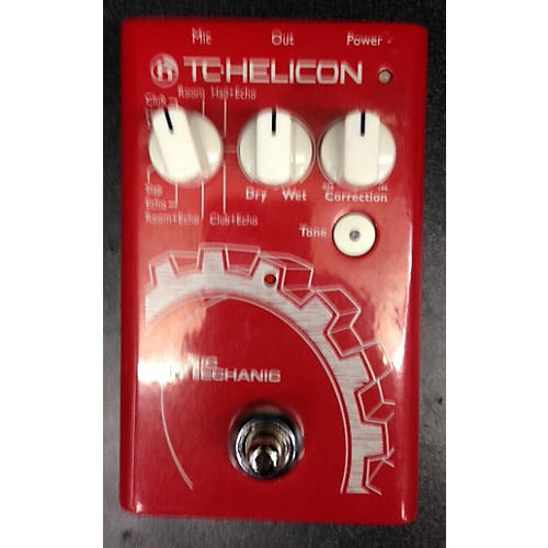 TC Helicon Mic Mechanic Vocal Processor