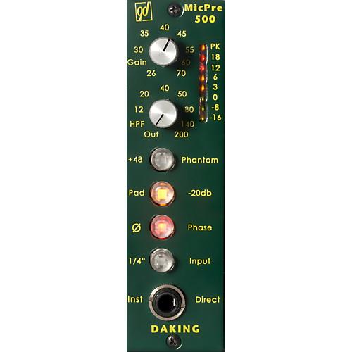 Daking Mic Pre One 500