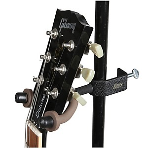 String Swing Microphone Stand Guitar Hanger by String Swing