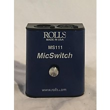 Rolls Mic Switch MS111 Pedal