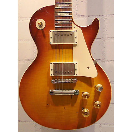Gibson Michael Bloomfield Aged 1959 Les Paul Reissue Solid Body Electric Guitar