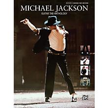 Alfred Michael Jackson - Guitar Tab Anthology (Book)