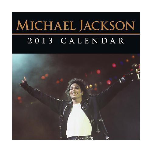 Browntrout Publishing Michael Jackson 2013 Square 12x12 Wall Calendar-thumbnail