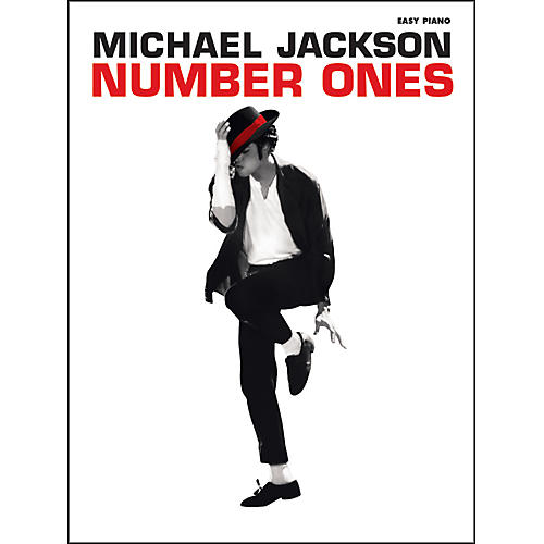 Alfred Michael Jackson Number Ones Easy Piano-thumbnail