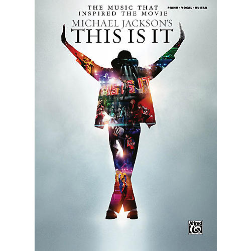 Alfred Michael Jackson's This Is It (Music Book)