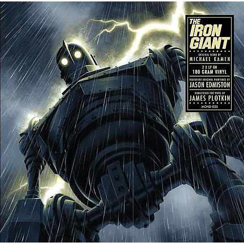 Alliance Michael Kamen - Iron Giant (Original Soundtrack)