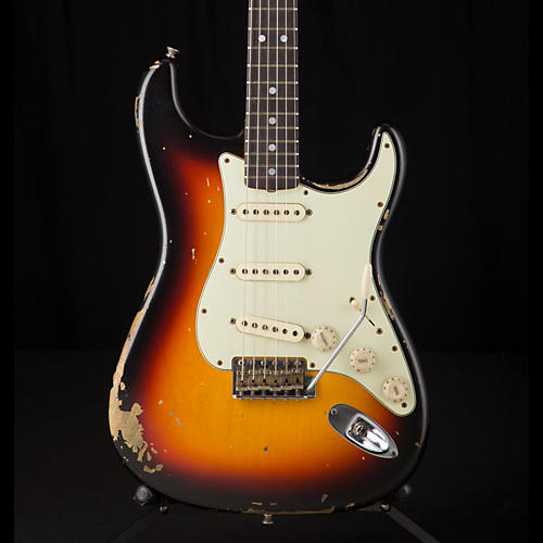 Fender Custom Shop Michael Landau 1968 Relic Stratocaster Electric Guitar