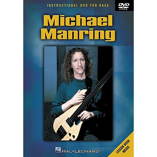 Hal Leonard Michael Manring (DVD)-thumbnail