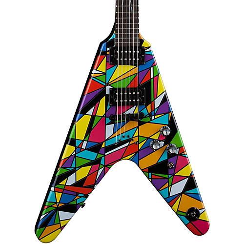Dean Micheal Schenker Kaleidoscope Electric Guitar