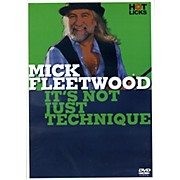 Mick Fleetwood It's Not Just Technique Drum DVD