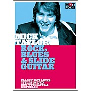 Mick Taylor: Rock Blues and Slide Guitar DVD