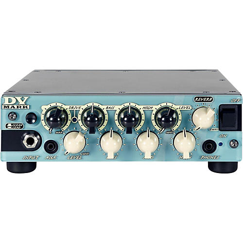 DV Mark Micro 50 II Guitar Amp Head-thumbnail