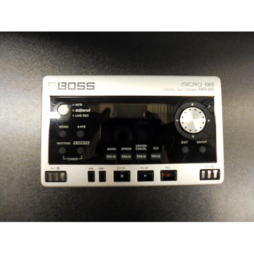 Boss Micro BR80 MultiTrack Recorder