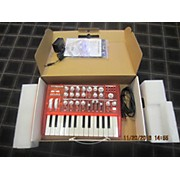 Arturia Micro Brute Red Synthesizer