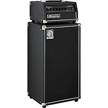 Ampeg Micro-CL 100W 2x10 Mini Bass Stack Black Level 1
