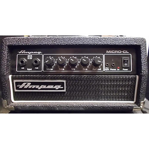 Ampeg Micro-CL Bass Amp Head-thumbnail