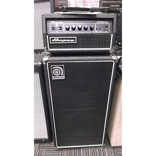 Ampeg Micro-CL Micro Stack 100W 2x10 Bass Combo Amp-thumbnail