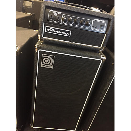 Ampeg Micro-CL Micro Stack 100W 2x10 Bass Combo Amp