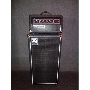 Pre-owned Ampeg Micro-CL Micro Stack 100 Watt 2x10 Bass Combo Amp