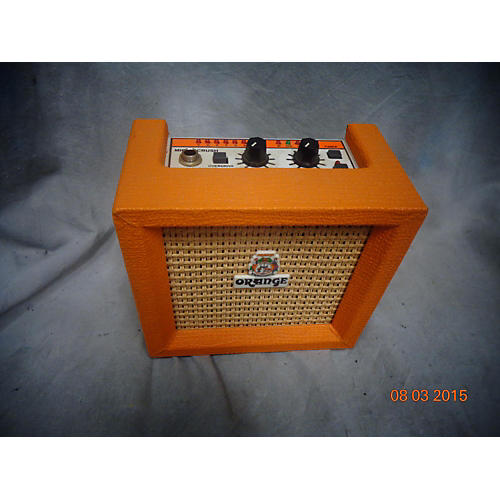 Orange Amplifiers Micro Crush Battery Powered Amp-thumbnail