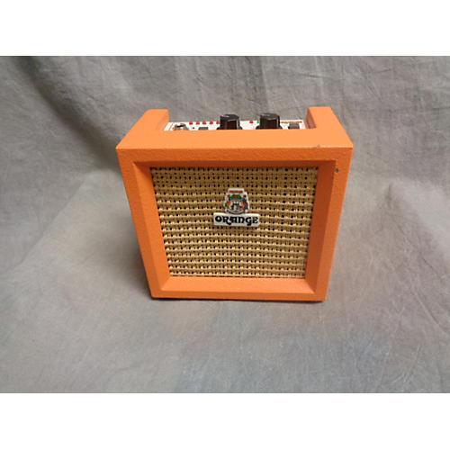 Orange Amplifiers Micro Crush Battery Powered Amp-thumbnail