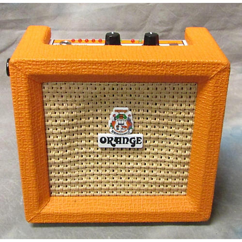 Orange Amplifiers Micro Crush Pix CR3 Battery Powered Amp Battery Powered Amp