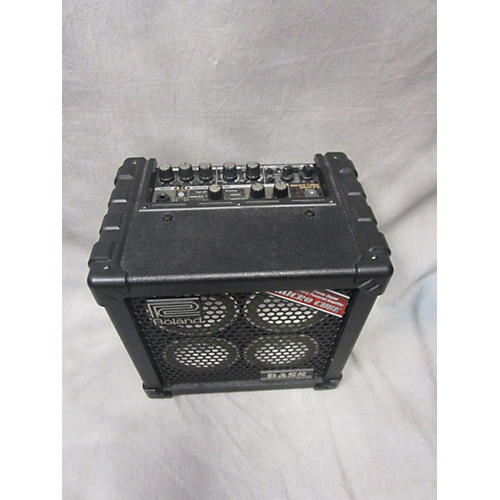 Roland Micro Cube Bass RX Guitar Combo Amp