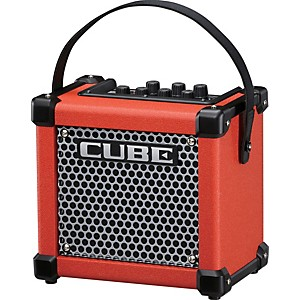 Roland Micro Cube GX 3W 1x5 Battery Powered Guitar Combo Amp by Roland