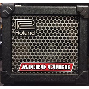 Pre-owned Roland Micro Cube Guitar Combo Amp
