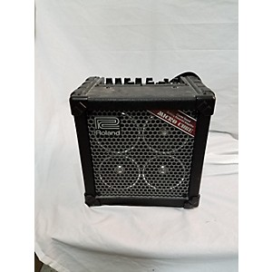 Pre-owned Roland Micro Cube RX Battery Powered Amp by Roland