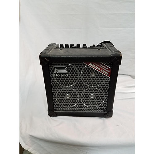 Roland Micro Cube RX Battery Powered Amp