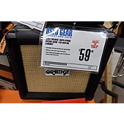 Orange Amplifiers Micro Dark 1x8 Guitar Cabinet