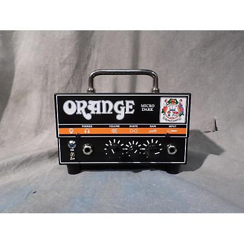 Orange Amplifiers Micro Dark 20W Guitar Amp Head-thumbnail