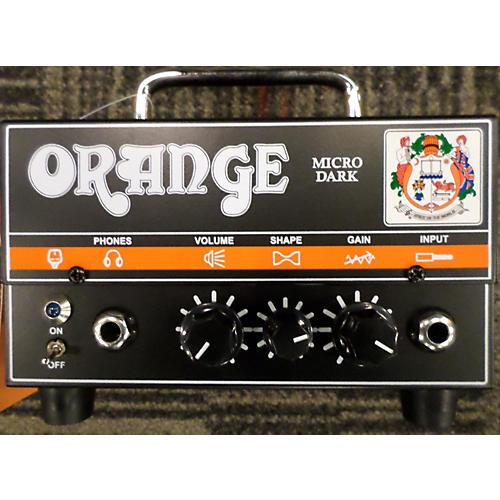 Orange Amplifiers Micro Dark 20W Hybrid-thumbnail
