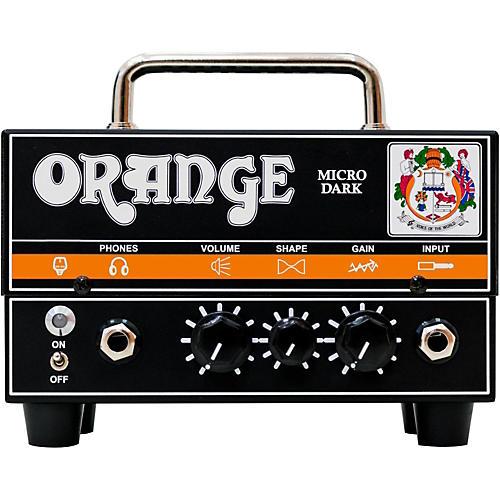 Orange Amplifiers Micro Dark 20W Tube Hybrid Amp Head