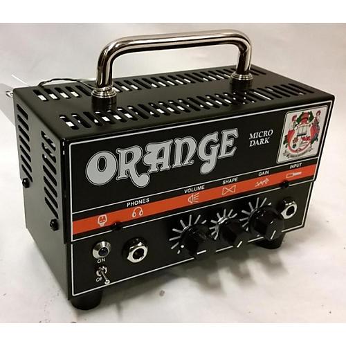 used orange amplifiers micro dark 20w tube hybrid guitar amp head guitar center. Black Bedroom Furniture Sets. Home Design Ideas