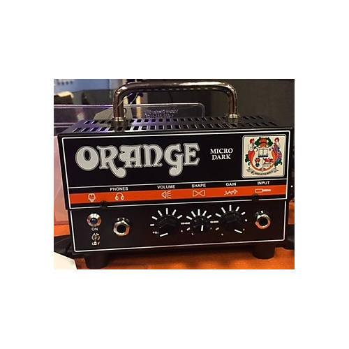 Orange Amplifiers Micro Dark Guitar Amp Head